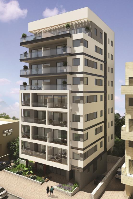 פרויקט 'כנפי נשרים' הוא פרויקט הכולל 18 יחידות דיור בלבד וממוקם בלב שכונה מתחדשת. הרחוב עצמו מאופיין בבנייה נמוכה ותמהיל בתי העסק השכונתיים בו יוצר מעטפת ביתית, המאפשרת לכם להרגיש חלק מקהילה קטנה ומשפחתית. הדירות בפרויקט כנפי נשרים הן דירות מודרניות המציעות מרחבי מגורים מרווחים. בין הדירות בפרויקט דירות גן מפוארות, פנטהאוזים איכותיים ודירות 4 ו-5 חדרים רחבות ידיים.